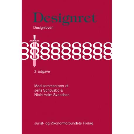 Designret: Designloven med kommentarer