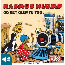 Rasmus Klump og det glemte tog