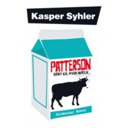 Patterson - sort ko, hvid mælk