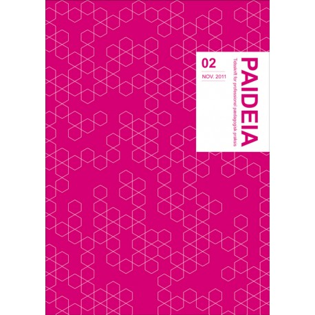 Paideia 02 - november 2011: - Tema: Hvordan reducerer vi frafaldet i uddannelsessystemet