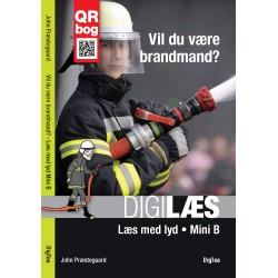 Vil du være brandmand Læs med lyd
