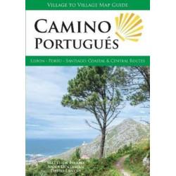 Camino Portugues: Lisbon - Porto - Santiago: Coastal & Central Routes