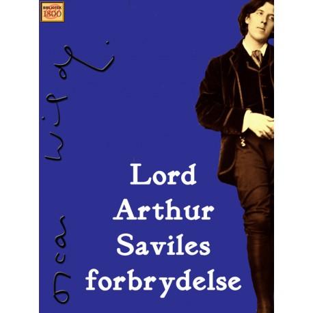 Lord Arthur Saviles forbrydelse