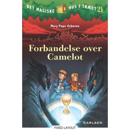 Det magiske hus i træet 21: Forbandelse over Camelot