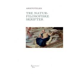 Tre naturfilosofiske skrifter