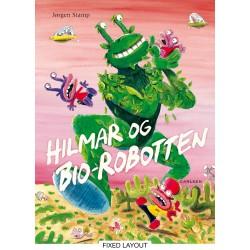 Hilmar og bio-robotten