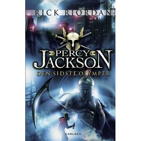 Percy Jackson 5 - Den sidste olymper