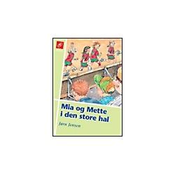 Mia og Mette i den store hal