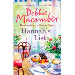 A Hannah's List