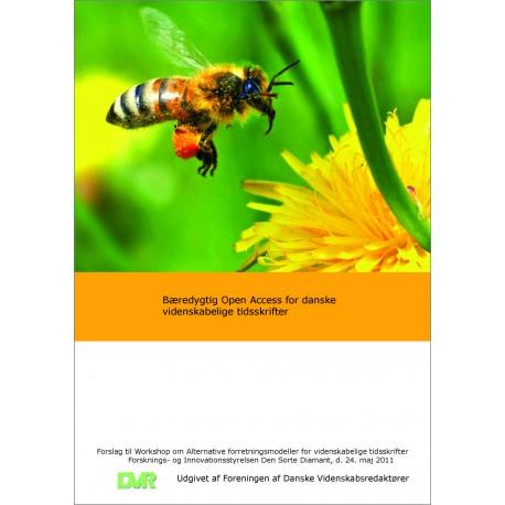 Bæredygtig Open Access for danske videnskabelige tidsskrifter: Forslag fra Danske Videnskabsredaktører