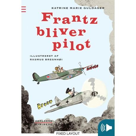 Frantz bliver pilot