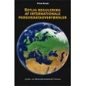 Retlig regulering af internationale persondataoverførsler