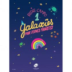 GALAXIES 1 PIANO SOLO