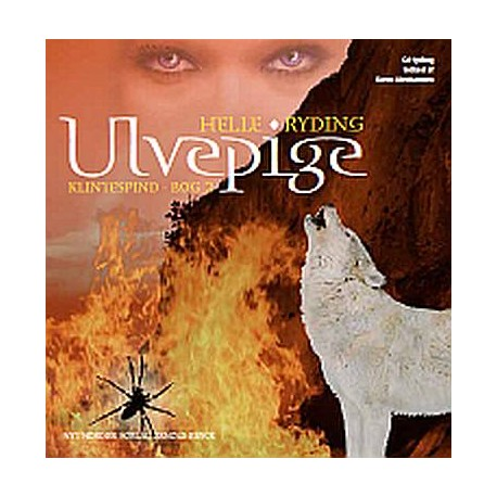 Ulvepige: Klintespind bog 2