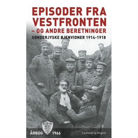 Episoder ved Vestfronten 1918 - og andre beretninger