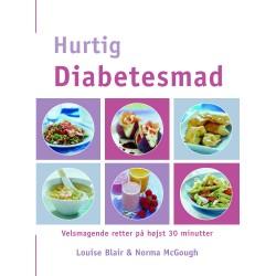 Hurtig Diabetesmad: Velsmagende retter pa højst 30 minutter