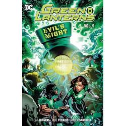 Green Lanterns Volume 9: Evil's Might