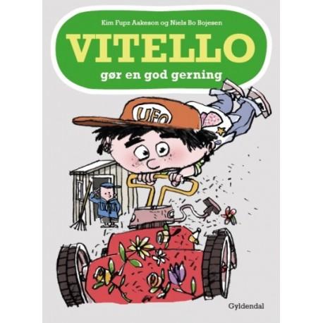 Vitello gør en god gerning: Vitello #14