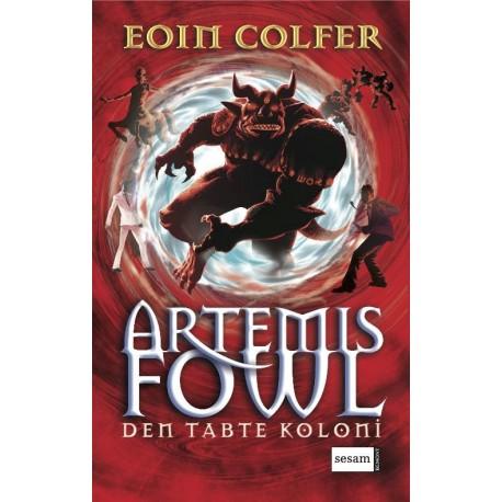 Artemis Fowl 5 - Den tabte koloni