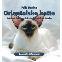 Orientalske katte: Siameser, balineser, orientalsk korthår og lanhår
