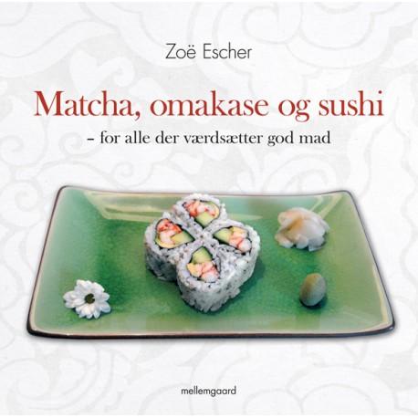 Matcha, omakase og sushi for alle der værdsætter god mad