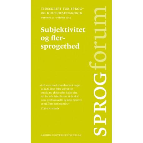 Subjektivitet og flersprogethed