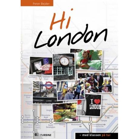 Hi London: - med klassen på tur