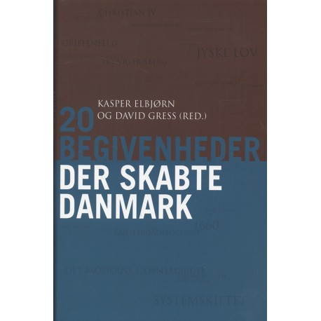 20 begivenheder: der skabte Danmark