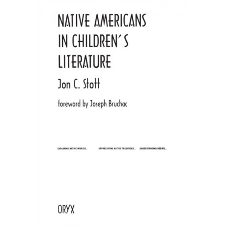 Native Americans in Children's Literature