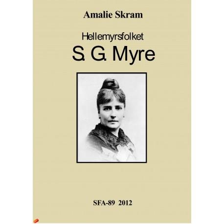 Hellemyrsfolket: S. G. Myre