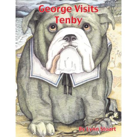 George Visits Tenby