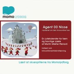 Agent 00 nisse - mysteriet om den forsvundne hue