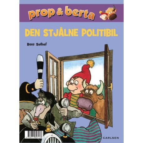 Prop og Berta - Den stjålne politibil
