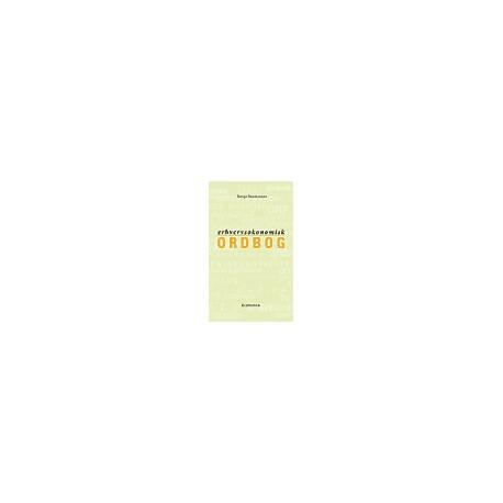 Erhvervsøkonomisk ordbog