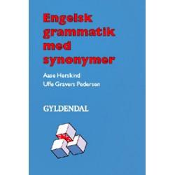 Engelsk grammatik med synonymer: Grundbog. Hft.