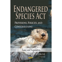 Endangered Species Act: Provisions, Policies & Considerations