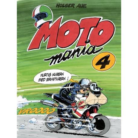 Motomania (Bind 4)
