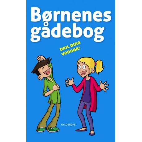 Børnenes gådebog 3: Dril dine venner
