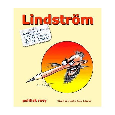 Hans Lindström: Sveriges store vittigheds- og satiretegner
