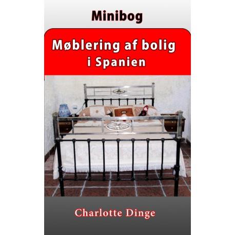 Møblering af bolig i Spanien