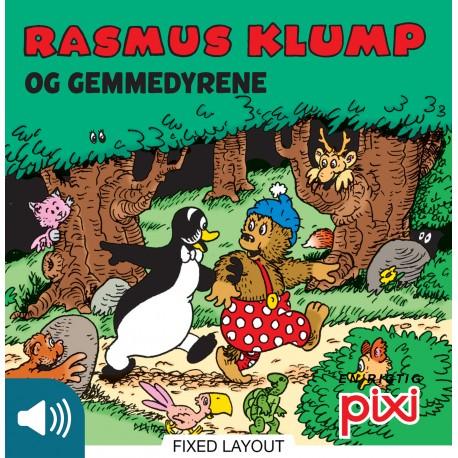 Rasmus Klump og gemmedyrene