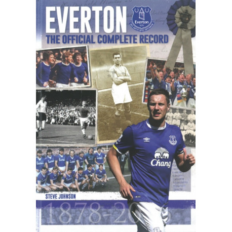 Everton: The Official Complete Record