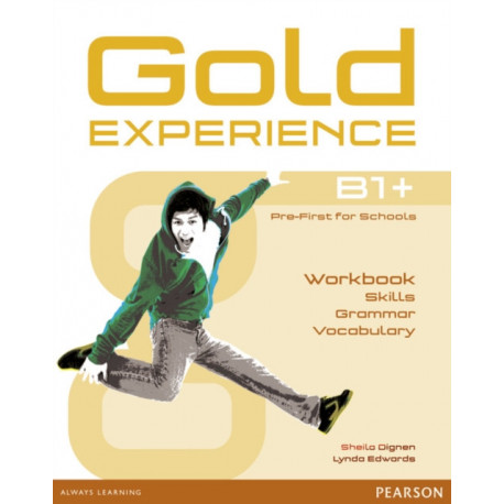 Gold Experience B1+ Language and Skills Workbook