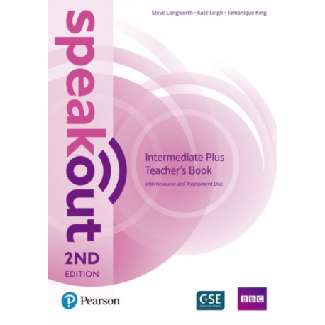 Speakout Intermediate Plus 2nd Edition Teacher's Guide with Resource & Assessment Disc Pack