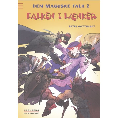Den magiske falk 2: Falken i lænker