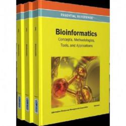 Bioinformatics: Concepts, Methodologies, Tools, and Applications