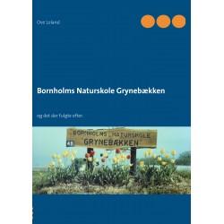 Bornholms Naturskole Grynebækken: og det der fulgte efter.