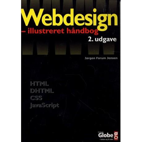 Webdesign - illustreret håndbog