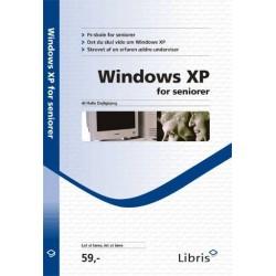 Windows XP for seniorer
