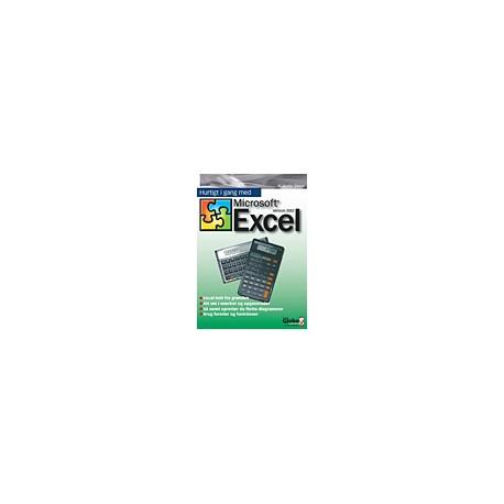 Hurtigt i gang med Microsoft Excel version 2002